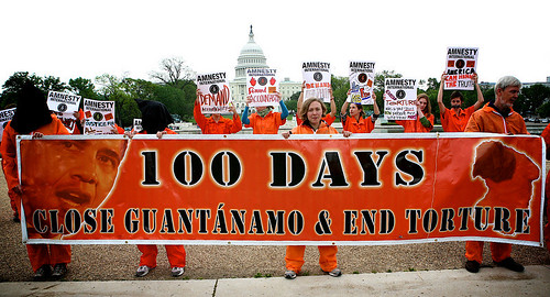 AIUSA: 100 days march in Washington D.C. | by Counter Terror with Justice