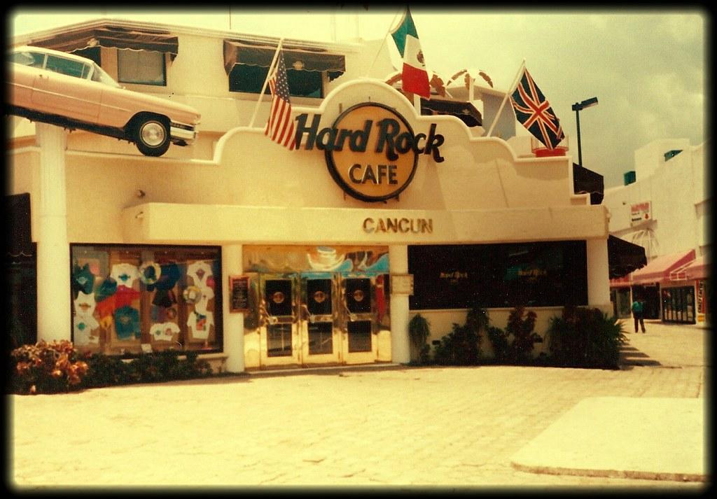 Hard Rock Cafe in Cancun Mexico   Hard Rock Cancún Boulevard…   Flickr