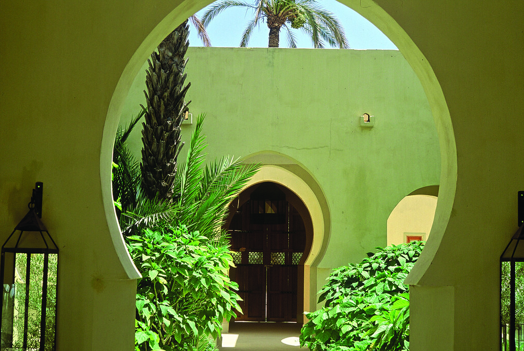 ... Keyhole doorway Jnane Tamsna Hotel | by Travel Intelligence & Keyhole doorway Jnane Tamsna Hotel | Keyhole doorway; Jnane\u2026 | Flickr