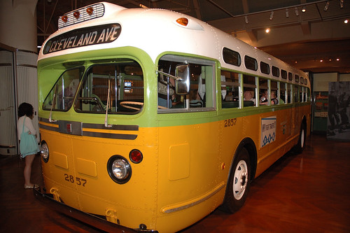 Rosa Parks' Bus to Freedom | by chuckthewriter