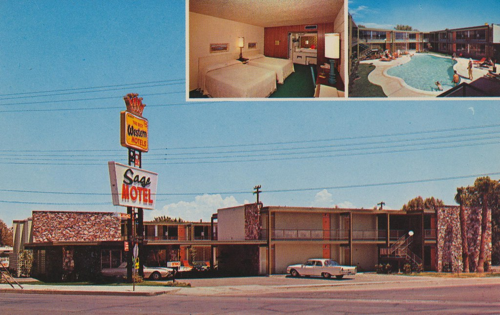 Sage Motel - Glendale, Arizona