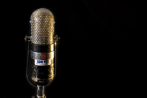 RCA Microphone | by (NFSA)