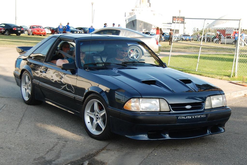 1988 Saleen Mustang - 900HP Fox - 5.0 Mustang & Super Fords Magazine
