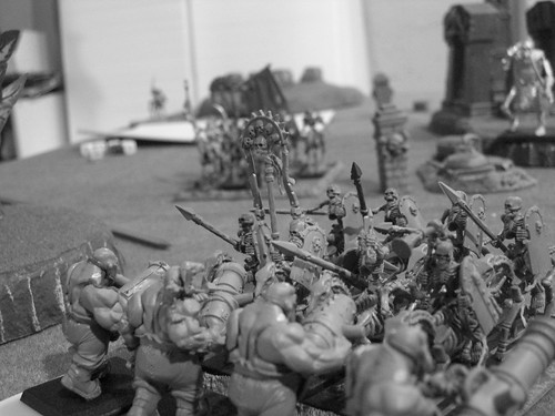 The lichpriest is able to get the other heavy cavalry unit to charge | by jon_a_ross