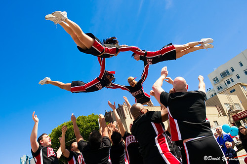 Cheer SF helicopter | by davidyuweb