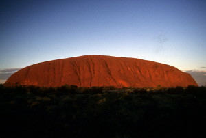 Ayers Rock | by FatPassport