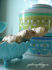 Ginger & tins | by gallerry