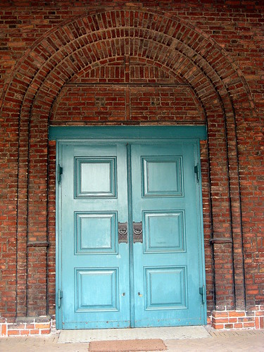 The blue door.. | by faster2007