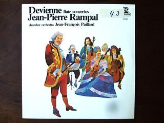 Jean-Pierre Rampal - Antonio Vivaldi Vivaldi The Great Flute Concertos