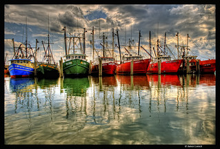 7 Boats | by James Loesch