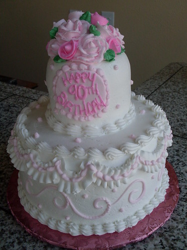 Birthday Cake Ideas For Mom