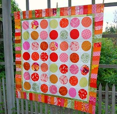 Leftovers Quilt WIP | by stephanielallgood