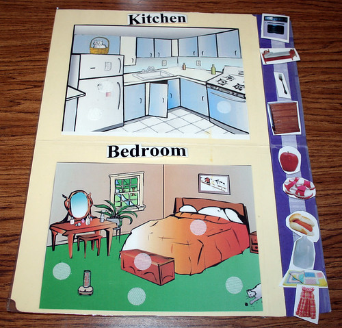 Kitchen And Bedroom Sorting