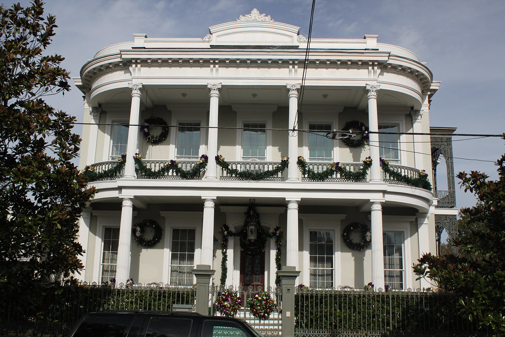 Photo: house/residence of the amusing 65 million earning New Orleans, Louisiana-resident