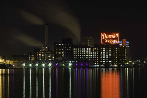 Domino Sugars Sign - Baltimore, MD | by crabsandbeer (Kevin Moore)