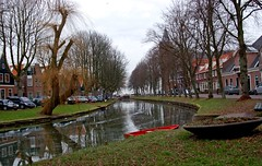 Canal in Edam,Netherlands | by trexcali
