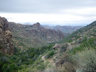 Peralta Trail - Superstition Wilderness | by Al_HikesAZ