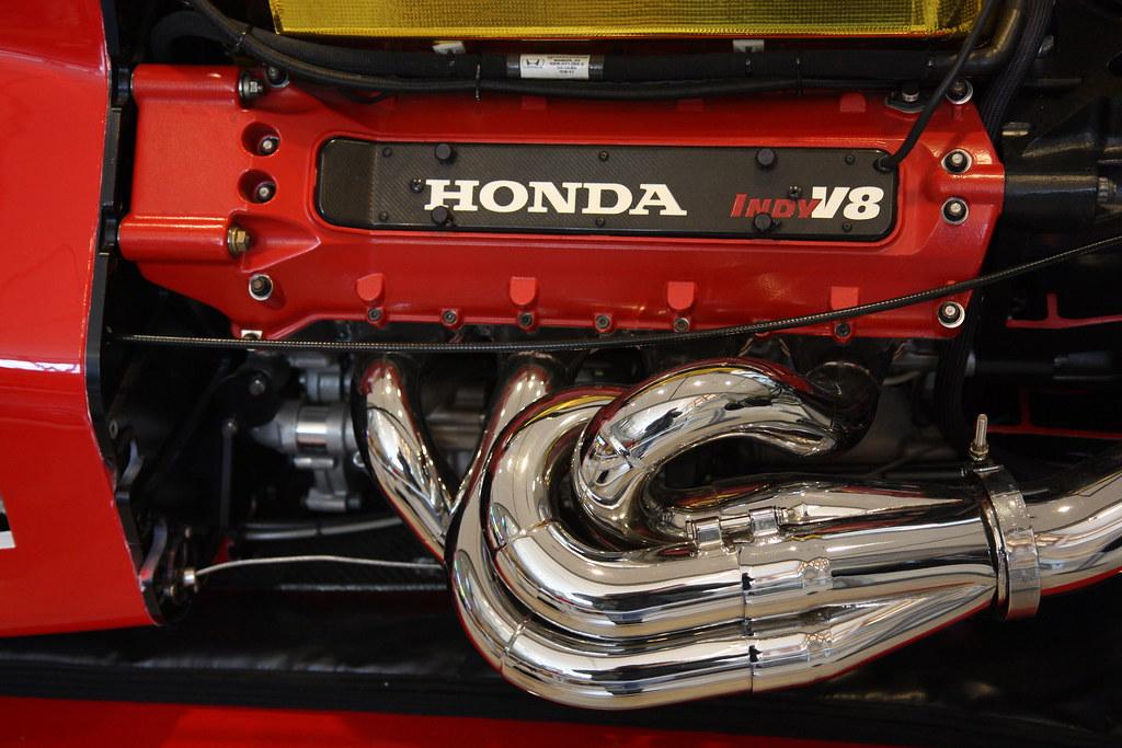 Indy Car Cut-Away Honda V8 | f//stop | Flickr