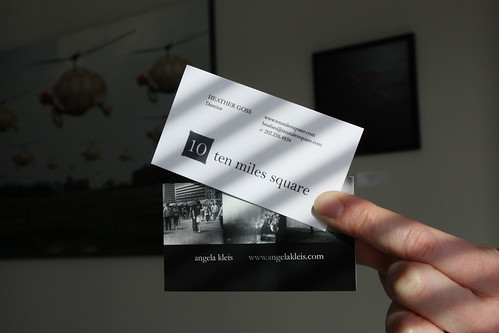 Photography Business Cards | by Mr.TinDC