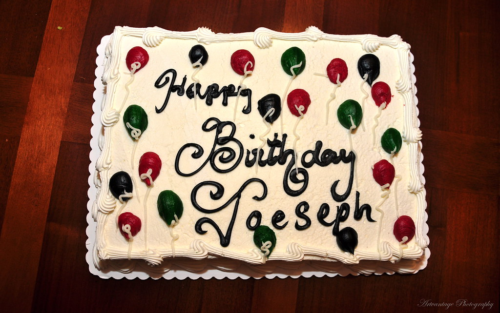 Birthday Cake For Joseph ~ Birthday cake joseph s birthday cake his birthday was lasu flickr
