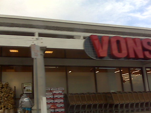 Vons | by foundinblank