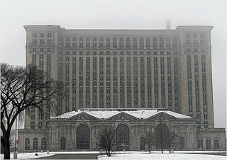 Abandoned Michigan Central Train Depot in Detroit | by DetroitDerek Photography ( ALL RIGHTS RESERVED )