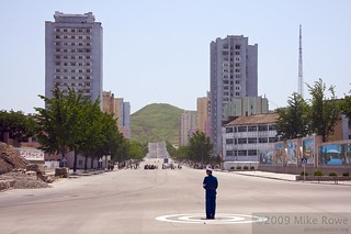 Traffic Lights, North Korean style | by BaboMike