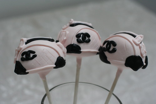 Chanel Cake Pops! | by Sweet Lauren Cakes