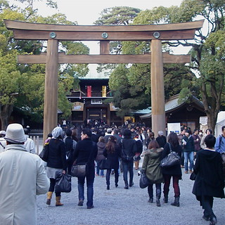 Meiji Jingu Shrine | by Blue Lotus