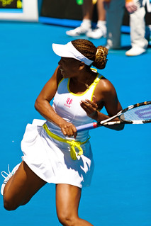 Australian Open-Venus Williams | by Julie Edgley