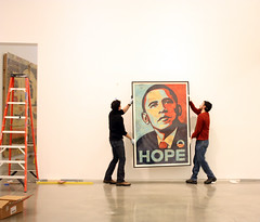 Obama Hope | by ICA Boston