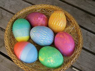 Easter eggs | by Blue Lotus
