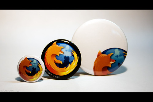 All Firefox Pins (wallpaper) | by flod
