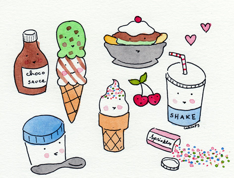 Ice Cream | by cakespy
