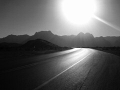 Red Rock Canyon B&W | by Bright Lights, Vegas Nights