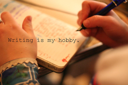 Writing is My Hobby | by Charles Jeffrey Danoff