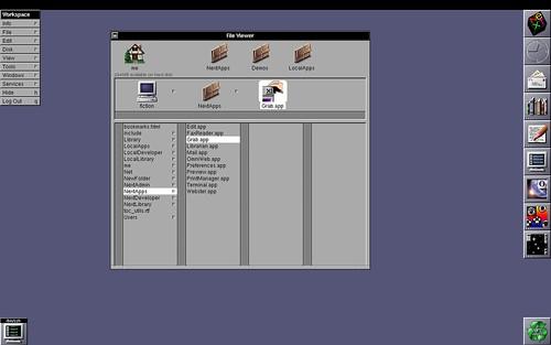 how to create a hiden desktop on macbook air