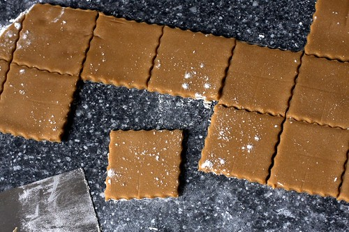cutting the graham crackers | by smitten kitchen