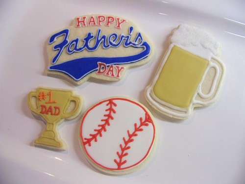 Sports themed Father's Day | by Polka-dot Zebra