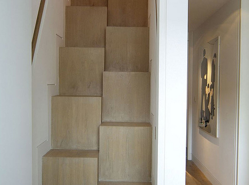 ... Alternating Tread Staircase | By Ouno Design