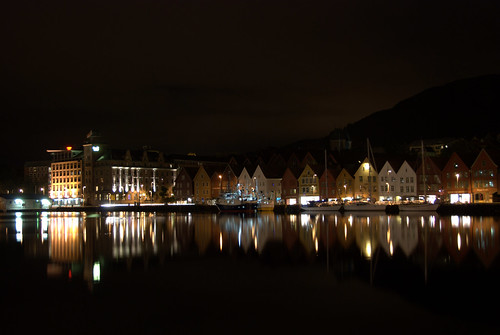Bergen by night | by VinayakH