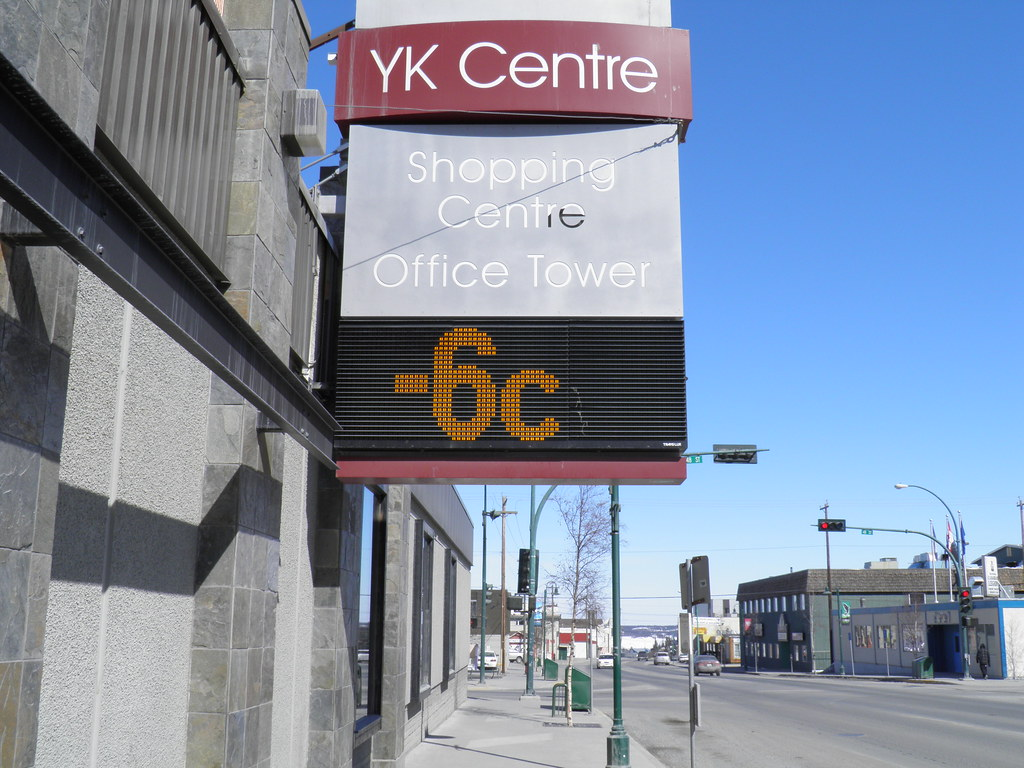 weather office yellowknife