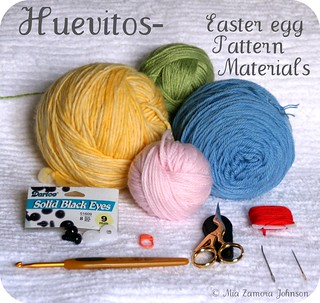 Huevitos- pattern supplies | by *mia*