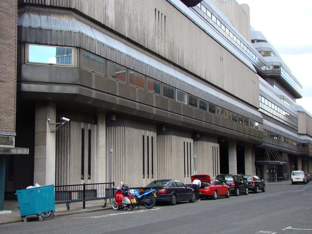 BRUTALISM:ONLINE - Sampson House, Southwark, London, England