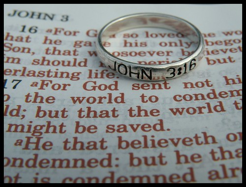 JOHN 3:16 | by Nokie†