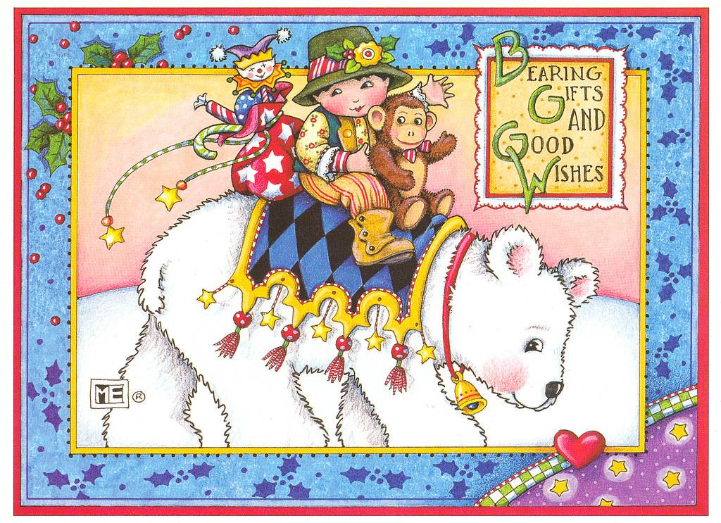 Mary Engelbreit Christmas Card 2 | Mary Pat | Flickr