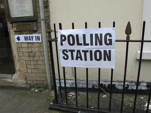 Polling Station | by Rain Rabbit