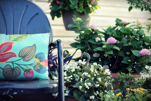 patio chair | by artsy-crafty babe