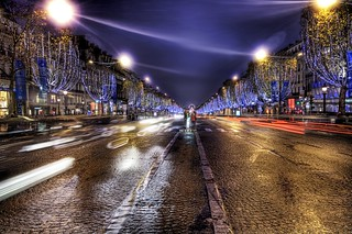 The Parisian boulevard where I should not have been standing | by Trey Ratcliff