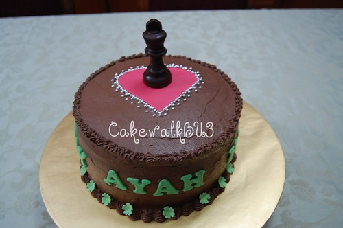 Birthday Cake Mould